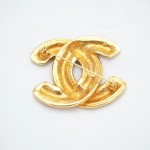 Chanel Logo Brooch 3