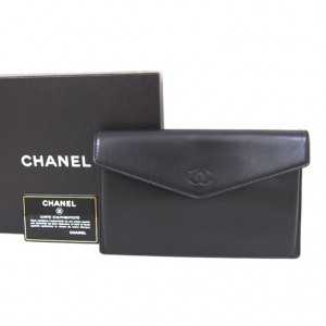 Chanel Large Clutch Wallet 1